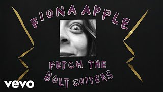 Fiona Apple - Heavy Balloon (Official Audio)