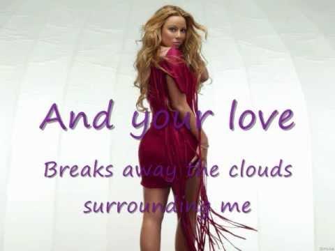 Mariah Carey-Music Box (lyrics on screen)