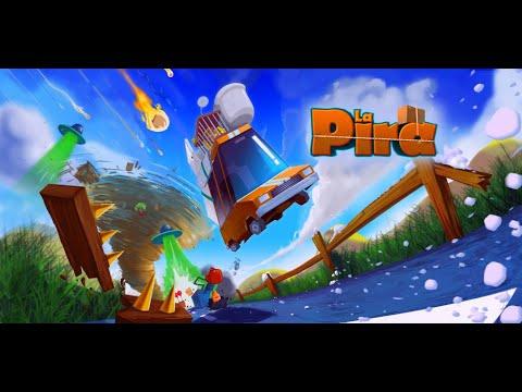 La Pira, ultima entrega del videojuego en Cuba, desarrollado por el estudio ConWiro.