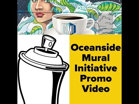 Oceanside Mural Initiative  - Art