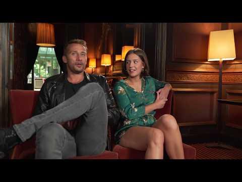 : Matthias Schoenaerts et Adèle Exarchopoulos,