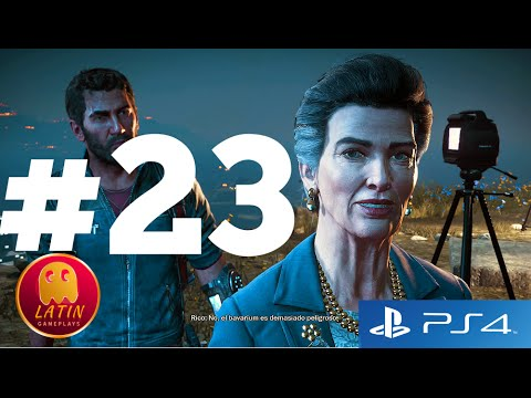 Just Cause 3 parte 23 Español latino - Mision 7 (acto 3) El destructor de mundos - Gameplay
