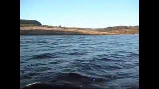 Cape Cutter 19 on Kielder Water