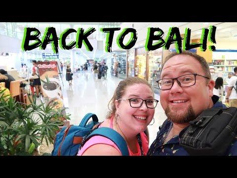 Ubud, Bali Moving Day...Again   Indonesia Travel Vlog   Air Asia