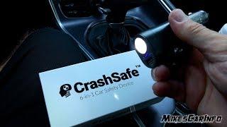 CrashSafe: 6-in-1 Car Safety Device