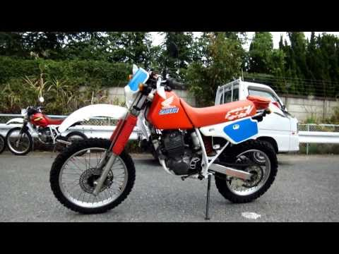 HONDA XR250R ME06