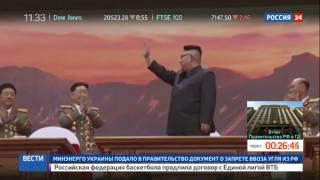 В Северной Корее показали видеоролик с ударом по США