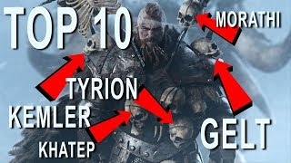 Top 10 Total War Warhammer 2 Legendary Lord Defeat Traits