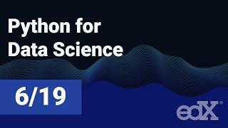 Python Basics for Data Science - Lists and Tuples thumbnail