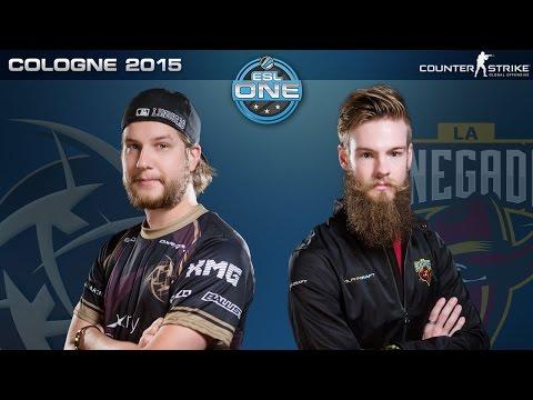 NiP vs Renegades - Cologne 2015