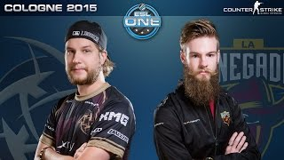CS:GO - NiP vs. Renegades [Inferno] - ESL One Cologne 2015 - Group G