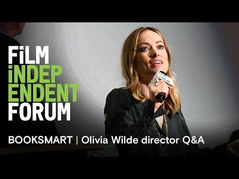 Olivia Wilde on directing  'Booksmart' | 2019 Film Independent Forum