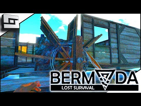 MODERN TECHNOLOGY! Bermuda Lost Survival Gameplay E5