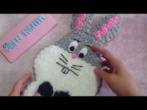 Bugs Bunny Kese Lif Yapımı
