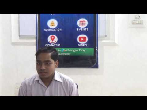 RRB OFFICERS SCALE-I INTERVIEW @ QUEST OF MANORANJAN SAHOO