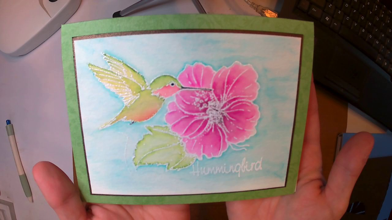 Birthday Card I Made For Grandmas 90th