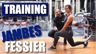 TRAINING JAMBES/FESSIERS Ft NASSIM SAHILI (Hernie discale & maux de dos)