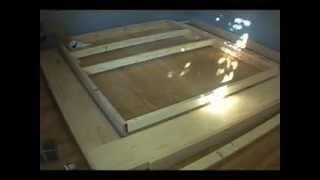 Platform Bed Building