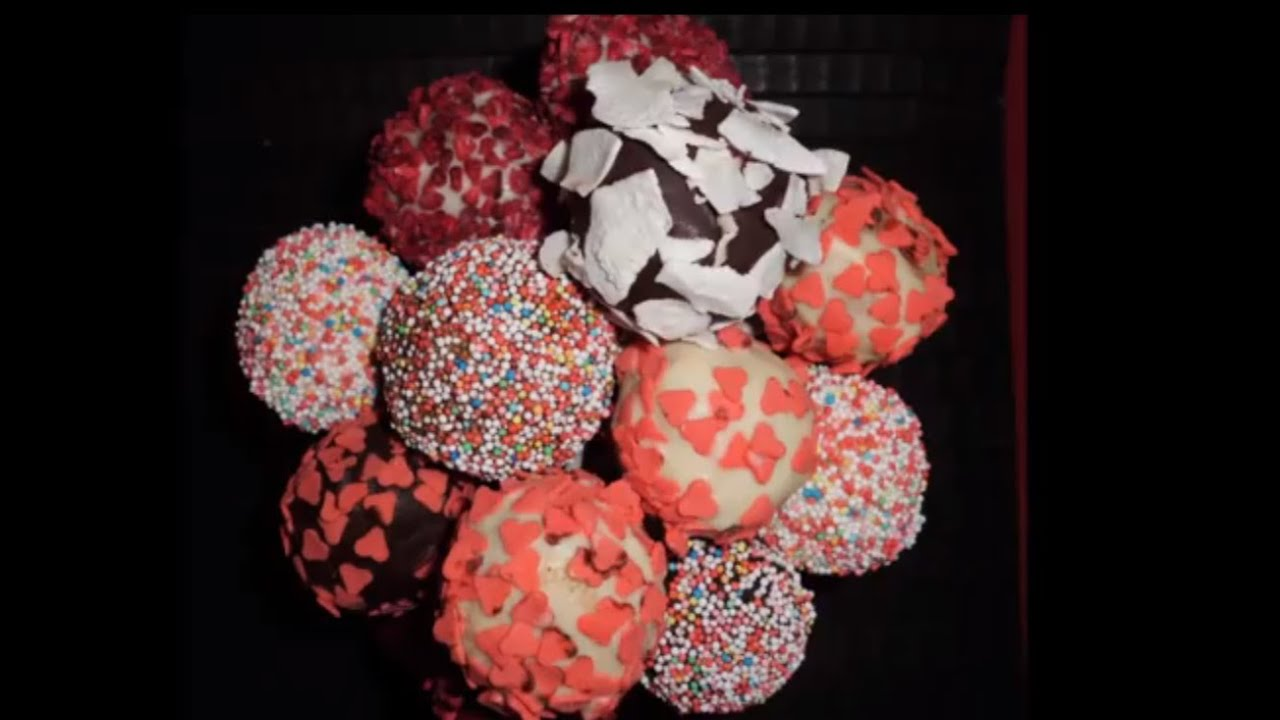 Sallys Cakepops Grundrezept Tipps Tricks Youtube