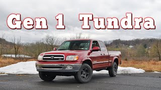 homepage tile video photo for 2000 Toyota Tundra V8 Limited: Regular Car Reviews