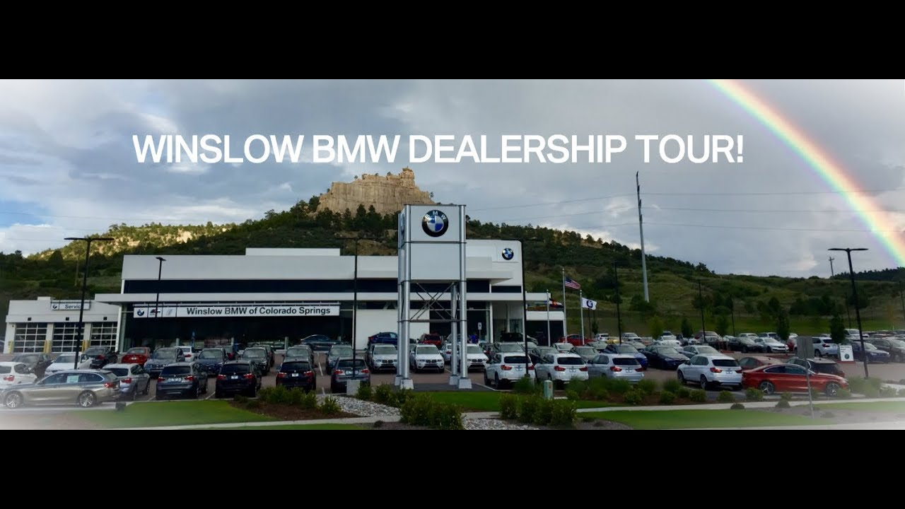 Winslow Bmw Of Colorado Springs Bmw Sales Service And Parts
