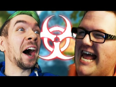 DOUBLE DISEASE! | Plague Inc. Evolved Multiplayer #1