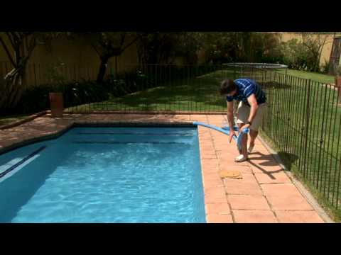 intex pool hose hook up