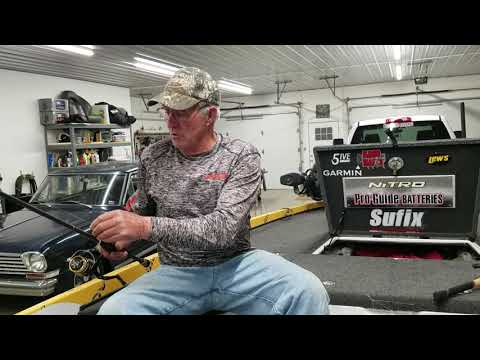 February 11, 2020 Table Rock Lake Weekly Fishing Report With Pete Wenners