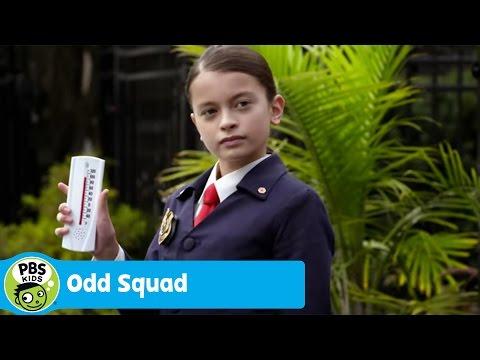 ODD SQUAD   Odd Temperatures   PBS KIDS