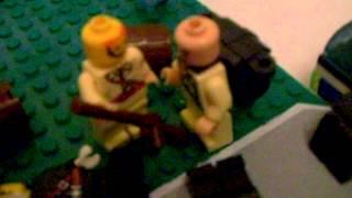 Лего: Сталкер Моя история серия четвёртая Свалка