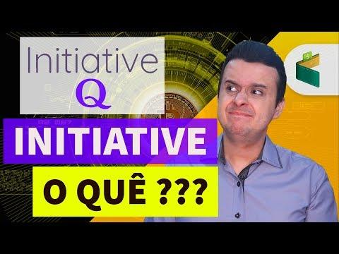 INITIATIVE Q: DINHEIRO DE GRAÇA!!! Vale a pena ou é um GOLPE???