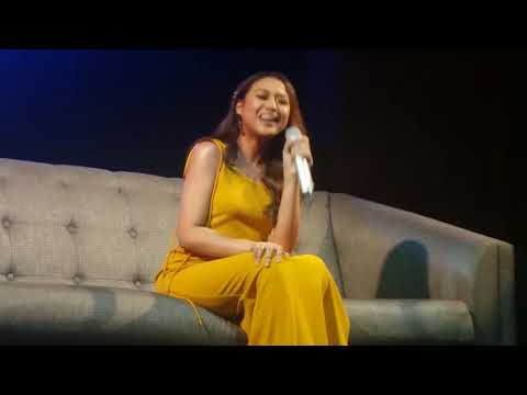 Say That You Love Me - Morissette Is MADE presscon at Solaire