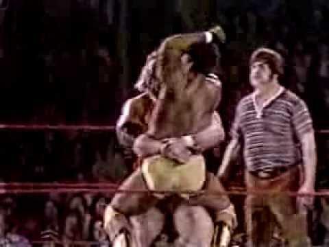 Brutus Beefcake v King Parsons