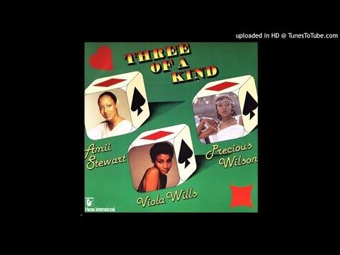 Viola Wills / Precious Wilson / Amii Stewart: Three Of A Kind