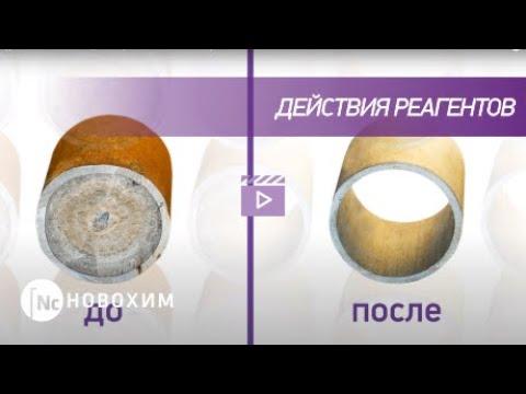 HeatGuardex CLEANER 828R - Очистка систем отоплени Северск противоток теплообменника