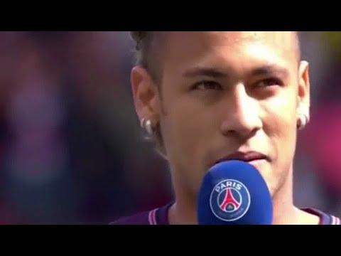 NEYMAR : ICI C'EST PARIS !!!