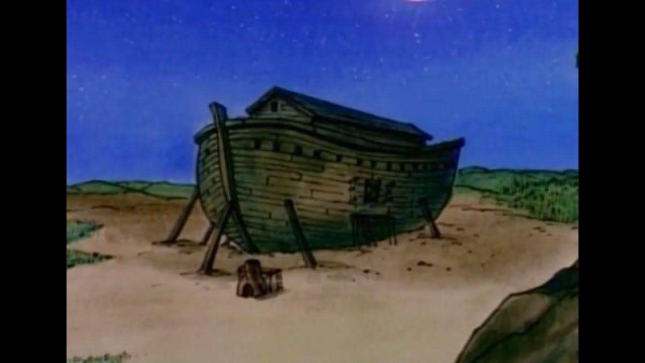 Die Arche Noah  Teil 2 - Bibel Geschichten