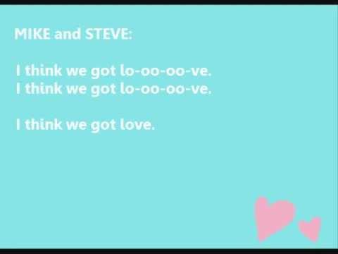 "I Think We Got Love- ""Zanna, Don't!"" (Lyrics)"