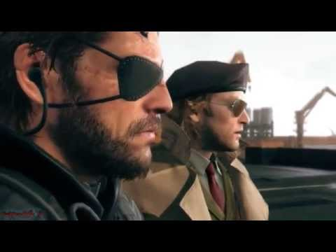 Metal Gear Solid V: The Phantom Pain | Trailer en Español TGS 2014 | Tokyo Game Show 2014 (ES)