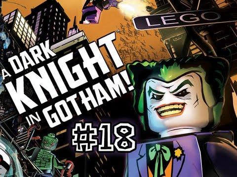 LEGO Batman 100% Walkthrough - Green Fingers (HD Let's ...
