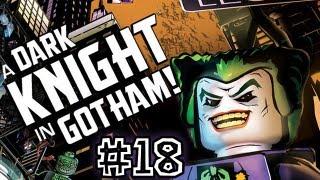 LEGO Batman 100% Walkthrough - Green Fingers (HD Let