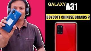 Samsung Galaxy A31 | Boycott C…
