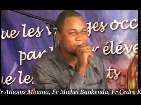 Michel Bakenda et HP Mulaja célébration pâques
