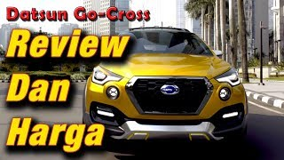 Datsun Go-Cross Indonesia | Full Review Dan Harga