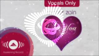 Maher Zain - I Love you so   Vocals Only   8D Audio