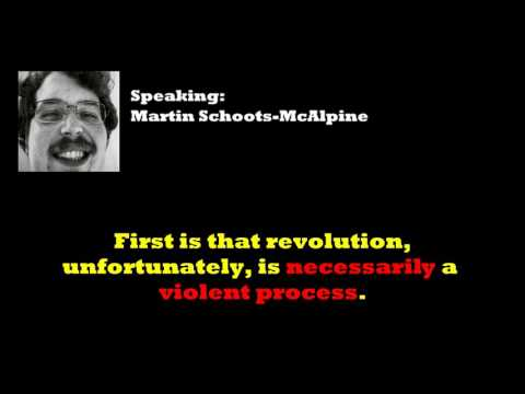 Overthrowing Capitalism In Canada: Revolutionary Communists Speak