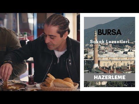 Bursa'da Sanayi'de Kahvaltı Odun Ateşinde Hazerleme