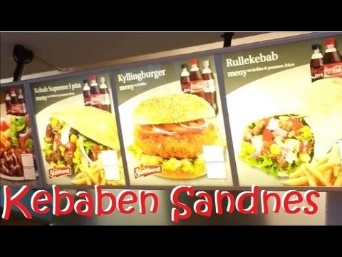 Sandnes Kebab