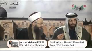 Şeyh Ahmed Hazrecî Hazretleri ve Cübbeli Ahmet Hoca Sohbeti 4 12 2014