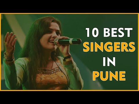 10 Best Singers in Pune for Weddings, Corporate Events & Private Parties